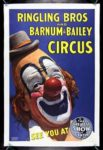 Barnum and Baily Circus arm china tsmc