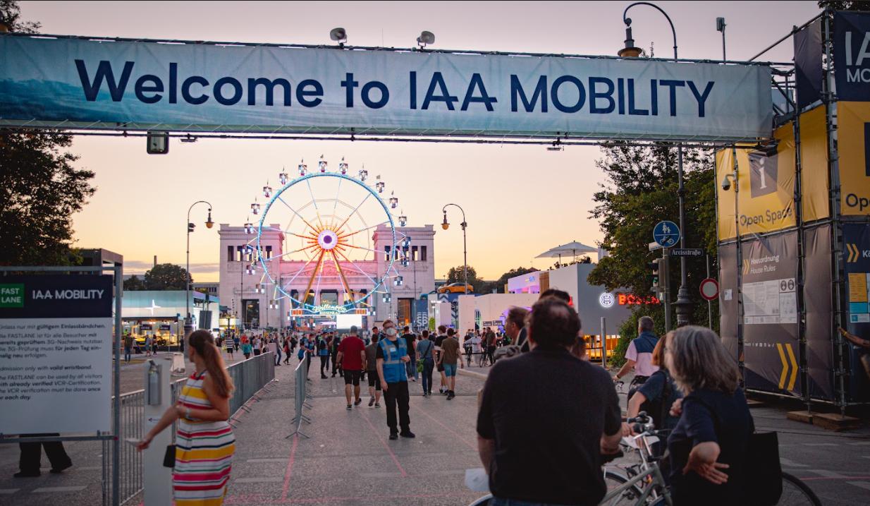 IAA Mobility The Un Car Show