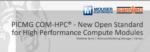 Webinar PICMG COM HPC® New Open Standard for High Performance Compute Modules