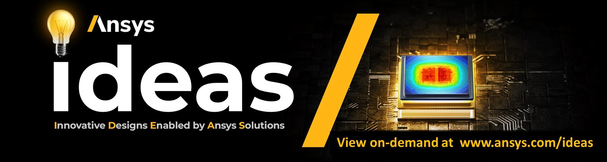 ANSYS IDEAS logo