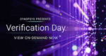 Synopsys Verification Day 2021 View Ondemand min